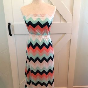 Rue 21 Size S Strapless Dress